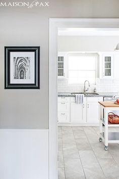 gorgeous classic white kitchen renovation and budget tips   maisondepax.com