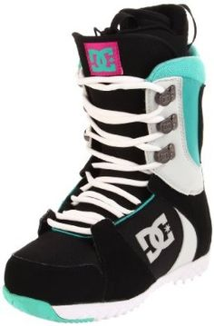 DC Women's Misty 2012 Performance Snowboard Boot... these are awesome =D