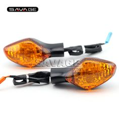 For HONDA CBR500R CB500F CB500X CB650F CBR650F CBR 500R/650F Amber Motorcycle Accessories Front Turn signal Indicator Light Lamp