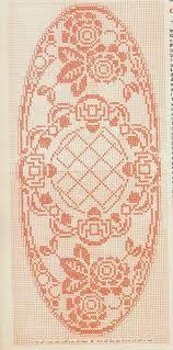 Картинки по запросу schemi centrini a filet