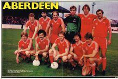 Aberdeen, 20th December 1980.