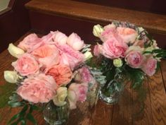 Bridesmaids bouquets  #willowsbywehr Youngstown area florist  330.482.2223