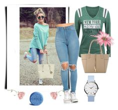 """my first set"" by jasna91 ❤ liked on Polyvore featuring 5th & Ocean"