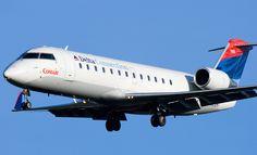 Delta Connection (Comair) Bombardier CRJ-200ER (CL-600-2B19)