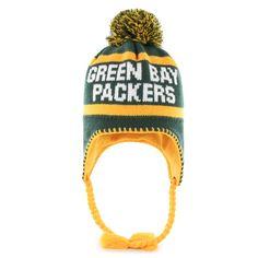 0732cf7b05e Green Bay Packers  47 Linesman Tassel Knit Hat Packers Pro Shop