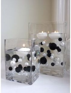 Black and White Polka Dot Wedding Theme | Make it a Black and White Party