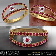 Adalene Ruby Ring #zaamordiamonds #zaamor #rubyring #rubyrings #diamondrings #diamondring #ring #rings #rings #diamondrubyring