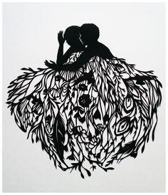 Lustik — Home - Monique van Uden Artists on tumblr ...