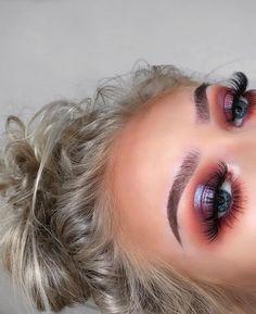 Gorgeous Makeup: Tips and Tricks With Eye Makeup and Eyeshadow – Makeup Design Ideas Glam Makeup, Skin Makeup, Makeup Inspo, Makeup Inspiration, Prom Eye Makeup, Best Eyeshadow, Eyeshadow Looks, Eyeshadow Makeup, Natural Eyeshadow
