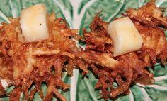 Potato Latkes with T