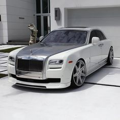 Vorsteiner x Rolls-Royce Ghost My Dream Car, Dream Cars, Super Fast Cars, Royce Car, Bentley Car, Expensive Cars, Amazing Cars, Awesome, Rolls Royce
