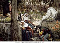 Jesus weeps at The Tomb Of Lazarus