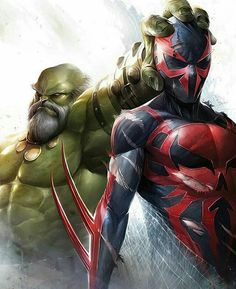 Spider-Man 2099 is a comic book published by Marvel Comics written by Peter David drawn by artist William Sliney with a cover by artist Francesco Mattina for fans of spider-man, peter parker in the genre of or storyline of superhero Comic Movies, Comic Book Characters, Comic Book Heroes, Marvel Characters, Comic Character, Comic Books Art, Comic Art, Book Art, Hq Marvel