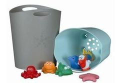 Mebby Bath Toy Storage — Family Find. dupe post.  use as trashcan or bath toy storage