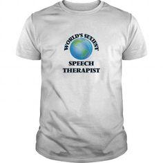 World's Sexiest Speech Therapist T-Shirts, Hoodies (19$ ==► Order Here!)