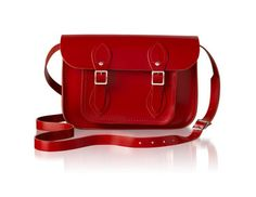 The Cambridge Satchel. So pretty. And affordable!
