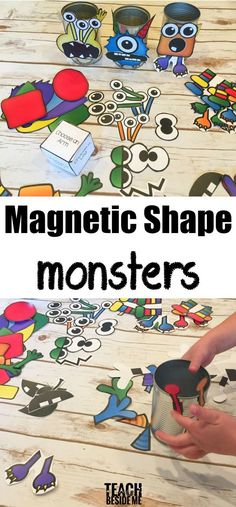 Building Magnetic Sh