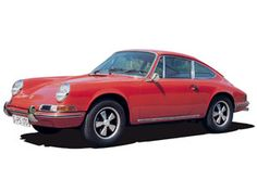 1969-1973 Porsche 911: Ambitious, fast, with a rear-engined chassis that's just a little unhinged.