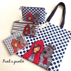 Presume de tus complementos artesanales con diseño original de Punt a punt®. Lunch Box, Personalized Baby Gifts, Hand Made, Bento Box