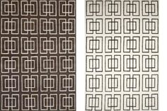 Laurie Forehand for Delos Rugs 'Think Outside the Box' rug design