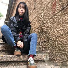 Photo album containing 9 pictures of IU Kpop Girl Groups, Kpop Girls, Korean Girl, Asian Girl, Korean Idols, Warner Music, Celebs, Celebrities, Korean Singer