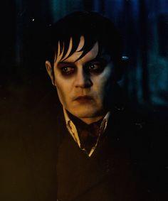 Barnabas Collins - Dark Shadows Johnny Depp Pictures, Johnny Depp Movies, Hallows Eve, Favorite Holiday, Bananas, Good Movies, Shadows, Halloween, Dark