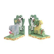 Teamson Kids Bookends - Sunny Safari Room Collection
