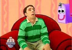 "When they're not accompanied by… | 24 Images That Will Ruin ""Blue's Clues"" For You"
