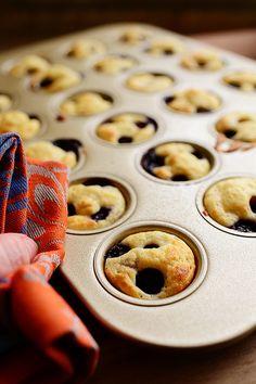 Pancake Mini-Muffins #pancakes #muffins #breakfast