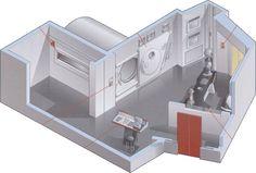 Pressure Chamber; U.S.S. Enterprise NX-01