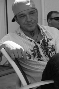 George Ragan from Hollywood Undead