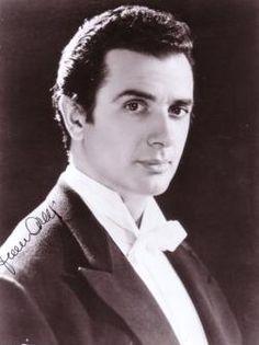 Franco Corelli (1921 - 2003) Acclaimed Opera Tenor.