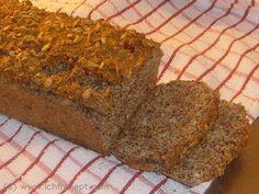 Mumsigt LCHF bröd