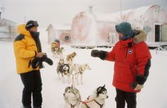 Eight Below - Movie Still with Paul Walker