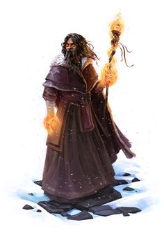 Pyromancer is a mage that conjures forth fire from the very air around them and uses it to do their bidding.