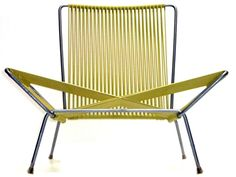 Vintage Inspired Low X Chair