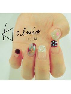 △kolmio+LIM△さんのネイル/ハンドケア「kolmio 」を使ったコーディネート