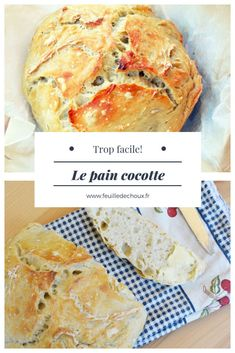 Why make your homemade casserole bread fast: Already, because it's too bo . Cooking Chef, Cooking Time, Homemade Veggie Burgers, No Salt Recipes, Bread Recipes, Bakery Recipes, Dinner Rolls, Healthy Baking, Food Inspiration