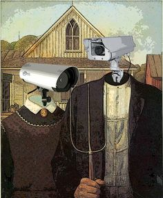 American Gothic - Big Brother️More Pins Like This At #FOSTERGINGER @ Pinterest️