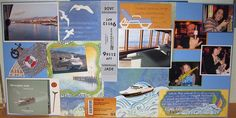 scrapbook page layouts cruise jamaica | Layout - Spain 8 (Cruise) - Club CK - The Online Community and ...
