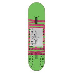 Kennedy Contemporary OG Skateboard Deck by Girl