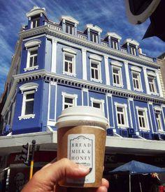 Bread, Milk & Honey. Spin Street (Church Square, City Bowl) Cape Town, RSA