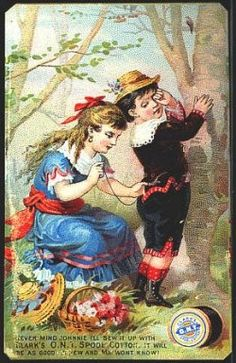 Welcome to our offering of old historic advertising trade cards covering just about any topic or Victorian product produced in the 1800s. These...