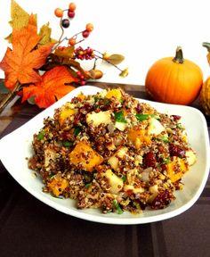 Recipes for a Vegetarian Thanksgiving [Vanilla & Spice]