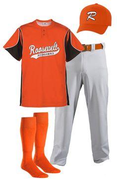 0d443f4c41c 8 Best Custom Baseball Uniforms & Apparel images   Baseball uniforms ...