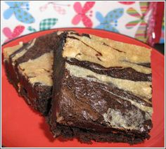 Low calorie (and delicious) brownies from Hungry Girl