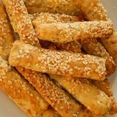 Egy finom Szezámmagos-mákos rudacska ebédre vagy vacsorára? Szezámmagos-mákos rudacska Receptek a Mindmegette.hu Recept gyűjteményében!