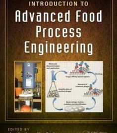 Introduction To Advanced Food Process Engineering PDF