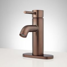 Oxley Single-Hole Bathroom Faucet -