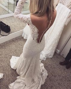 Image about white in My Wedding Dream. Dream Wedding Dresses, Bridal Dresses, Prom Dresses, Mila Nova Wedding Dress, Bridal Gown, Wedding Goals, Wedding Events, Wedding Suite, Wedding Wishes